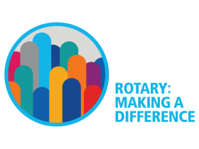 Rotary Makinf Diff Logo
